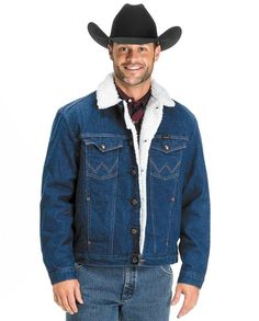 494c76b759 Sherpa Lined Denim Jacket