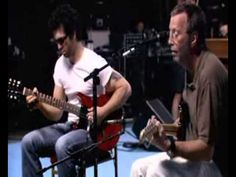 "Eric Clapton ""If I Had Possession Over Judgement Day"" (Sessions 2004) - YouTube"