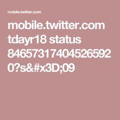 mobile.twitter.com tdayr18 status 846573174045265920?s=09
