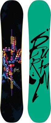 Burton Deja Vu Flying V Women's Snowboard - Snowboard Shop > Snowboards > Women's Snowboards
