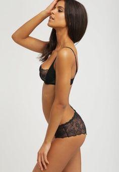 Dein Traum in Spitze! Calvin Klein Underwear CK BLACK - Pants - black für 33,95 € (15.11.15) versandkostenfrei bei Zalando bestellen.