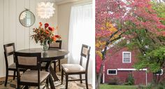 Five New England barns to rent this fall.