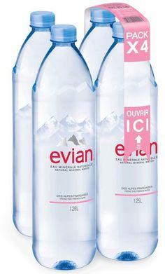Evian Prestige sans surembalage