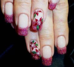 Amazing Floral Nail Art Design Ideas for Summer