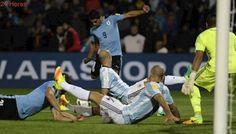 Uruguay y Argentina protagonizarán una nueva edición del 'clásico del Río de la Plata'
