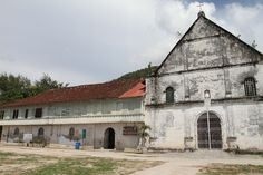 Boljoon Church or Church of the Nuestra Señora Patrocinio de Maria is the oldest remaining stone church in Cebu. Built in early stages of the 18th Century.