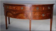sheraton, klasszicista bútor