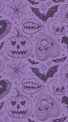 I made my first background repeated! At least the first compound of all … I made my first background repeated! At least the first compound of all … Witchy Wallpaper, Goth Wallpaper, Halloween Wallpaper Iphone, Holiday Wallpaper, Fall Wallpaper, Halloween Backgrounds, Aesthetic Iphone Wallpaper, Pattern Wallpaper, Wallpaper Backgrounds