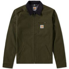 Carhartt Detroit Jacket (Cypress Green)