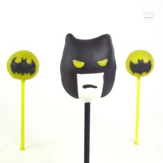 Batman Cake Pops Batman Cake Pops, Superhero, Comics, Superheroes, Comic Book, Comic Books, Comic, Comic Strips, Graphic Novels
