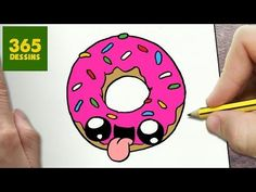 COMMENT DESSINER HAMBURGER KAWAII ÉTAPE PAR ÉTAPE – Dessins kawaii facile - YouTube