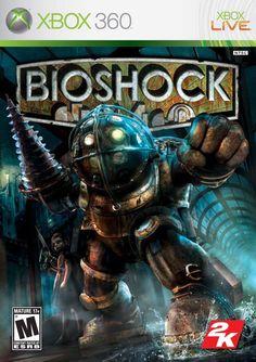Bioshock Xbox 360 Game