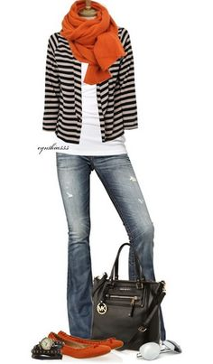 fall fashion outfits 2014, burnt orange, michael kor, fall outfit 2014, fall 2014 fashion outfits