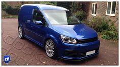 VW Caddy 2k R | SHOW and GLOW 2013  |  Pre Show Paint Enhancement Detail | dooka detailing northampton