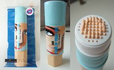 My final Primark - Benefit dupe is one of their newer products - 'The Prime of Your Life'. It's a lightweight face primer that packaging and effect-wise is an amazing budget version of Benefit's 'That Gal' primer. It's in a similar tube that twists up for the product to squeeze out holes in the top. It's far more hygienic than dipping your fingers into a pot all the time. Again, the best bit is it only costs £ 3.50 compared to £ 20.50 for 'That Gal'.
