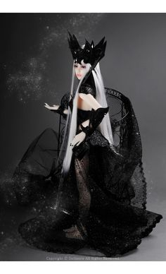 Zaoll - Darkness of Medeia ; Luv by Dollmore.net