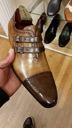 Nicely made shoe