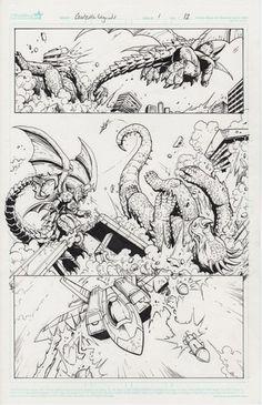 Godzilla Legends #1 - Pg12 (IDW)
