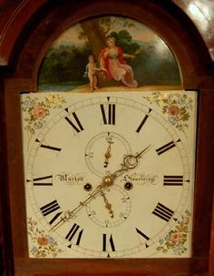 Antiques Grandmother Clock - Bing Images