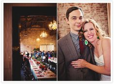 Scrolling through this wedding...wait what!? Sheldon Cooper was at your wedding?