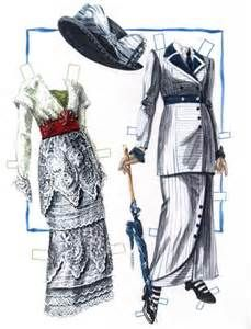 Kate Winslet, Rose Titanic paper doll clothes / eBay