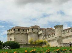 Castillo de los Duques de Alburquerque. Cuellar. Segovia