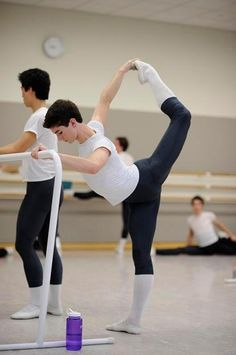 Yes boys do, do ballet....get over it....thay started it in the first plass!!