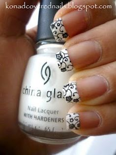 I think we will have to get some of these Konad stamping sets!!  :-D