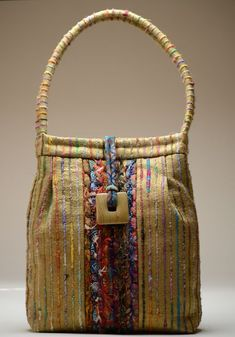 Bolso - Textura con hilo - 29
