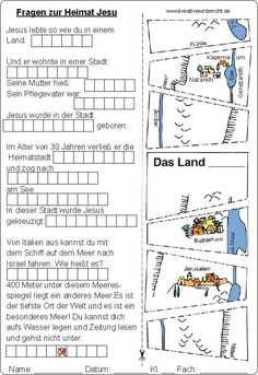 Israel Jesu Heimat Homeland of Jesus
