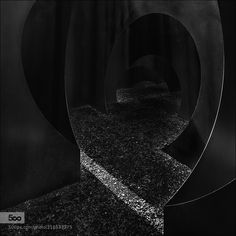 Sunbeam - Pinned by Mak Khalaf Abstract  by gilclaes