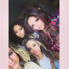 Little Mix~My queens😍😍😍 Little Mix Jesy, Little Mix Style, These Girls, Cute Girls, Funny Girls, Pretty Girls, Jesy Nelson Instagram, Leigh Anne Pinnock Instagram, Little Mix Updates