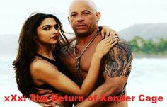 'xXx: The Return of Xander Cage' Teaser Release By #DeepikaPadukone
