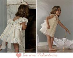 No sin Valentina, ropa a medida para bautizos y otras celebraciones | Todo sobre el Embarazo, Parto, Bebés y Niños