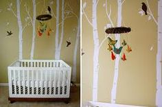 woodland themed nursery uk - Google Search