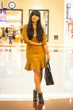 Look da Maanuh, vestido