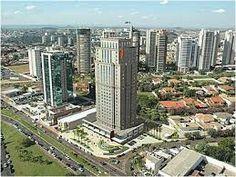 Cidade de Ribeirao Preto - Sao Paulo State - Brazil