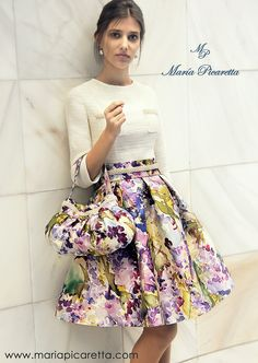 Jacket Dresses Formal, Casual Dresses, Short Dresses, Fashion Dresses, Skirt Outfits, Dress Skirt, Dress Up, Cute Outfits, Floral Fashion