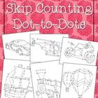 Kids love dot-to-dots!  These are designed to help them practice counting within 1000 and skip counting by 2s, 5s, and 10s.  There are 8 dot-to-dot...