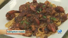 69 best Cooking on The Hampton Roads Show images on Pinterest ...