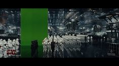Come have a look about the creation of the big Hanger by #ILM for #StarWarsTheLastJedi: http://www.artofvfx.com/star-wars-the-last-jedi-making-of-by-ilm-for-the-hanger/
