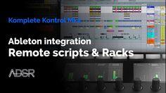 Komplete Kontrol mk2 - Ableton Integration: Setting up remote scripts & ...