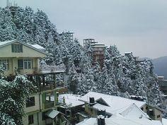 Shimla beautiful Himachal Pradesh