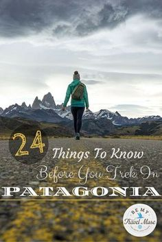 I spent two months in Patagonia, mostly outside in the nature. Here is everything I learned about how to prepare for trekking in Patagonia Ushuaia, Patagonia Travel, In Patagonia, Patagonia Backpack, South America Destinations, South America Travel, Holiday Destinations, Chili Travel, Places To Travel