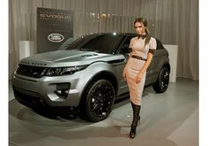 Victoria Beckham On Her First Car And Why David Will Drive Her New Range Rover