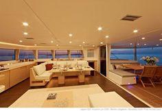 Luxury Lagoon 620 catamaran