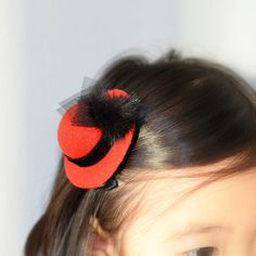 Mini Hat Hair clip- $24  http://www.shopmeoui.com/shop/mini-hat-hair-clip