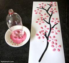 manualidad que se puede utilizar para el dia de la madre