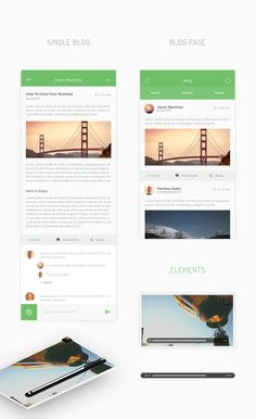 We connect is a mobile app concept designed for creative people. Creative's now can share there works, Update there blogs and also can get a client within one unified mobile based platform.Please feel free to share and don't forget to appreciate :)Than…
