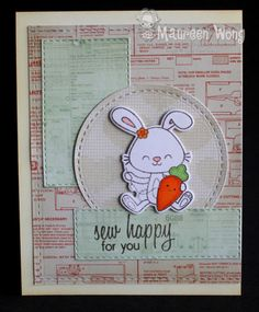 Sketch and Color Challenge 25    Your Next Stamp - YNS Supplies: Sprinkles – Sew Cute   Stitched Rectangle Die Set   Circles Die Set   Circle – Stitching Marks Die Set   Tiny Stitches – Stitched Line Die